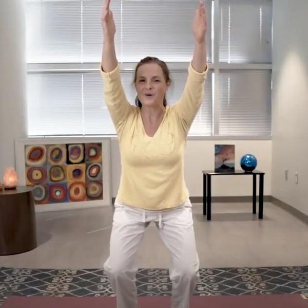 Angela Gallagher yoga