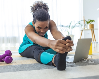 Stuck at home? A workout can still work for you
