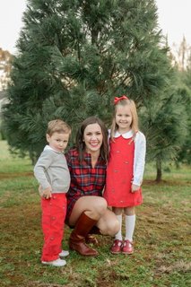 A heart attack victim's Valentine to her young children