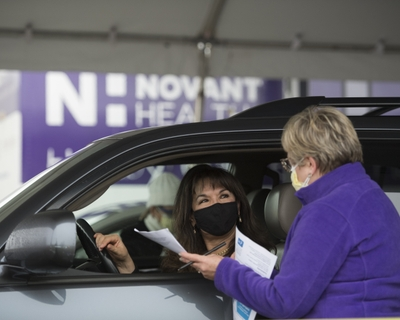 Mobile vaccination event serves east Charlotte community members