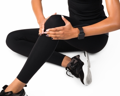 How can I keep my knees strong and stay mobile?
