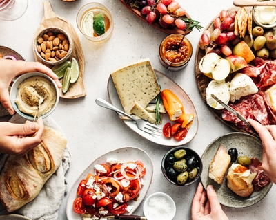 Why the Mediterranean diet is so popular. And smart.