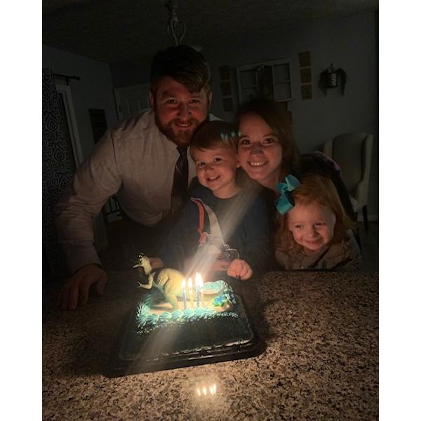 Beaver family birthday