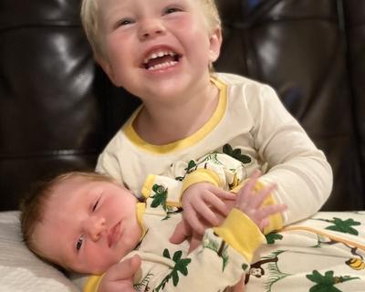 Logan Stewart kids