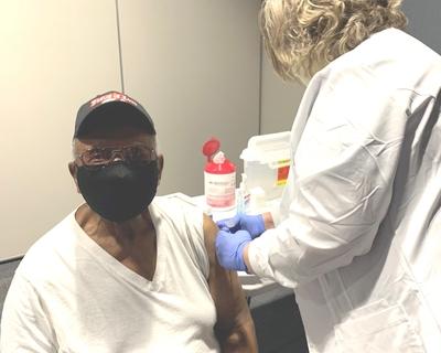Ted King mass vax ECA