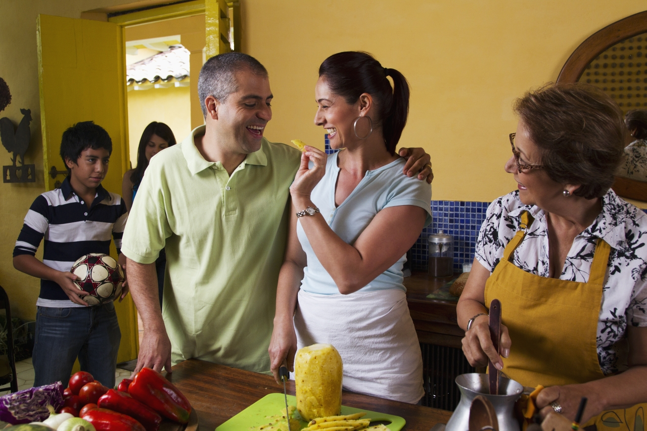 Returning to the healthy roots of Latin American cuisine