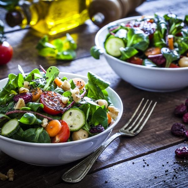 Getty Superfood salad