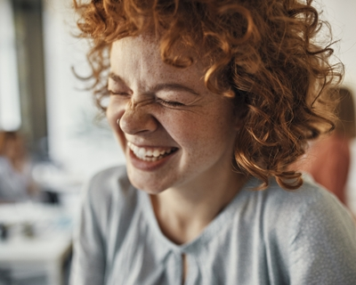 Why laughter can be such powerful medicine