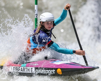 Whitewater olympic trials