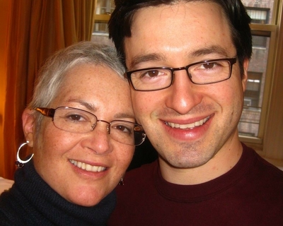 Andrea and Jonathan fisher