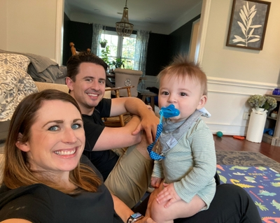 4 surgeries in a week were no match for infant's fighting spirit