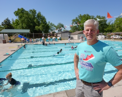 How swimming lessons are combating racism in Wilmington