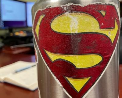 Jason Cooke Superman detial