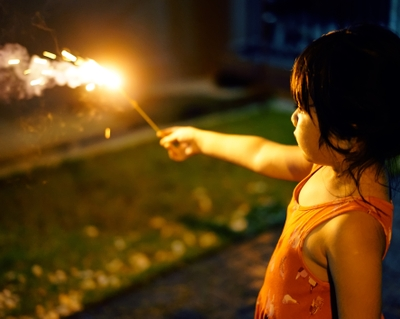 Sparklers are a 2,000-degree torch: How to stay safe on July 4