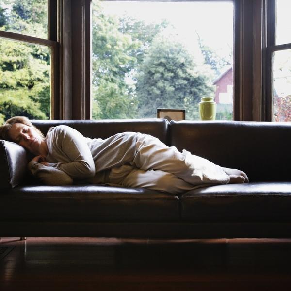 Getty fatigue