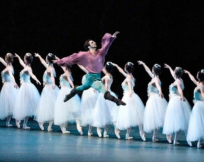 From world-class ballet dancer to physician assistant