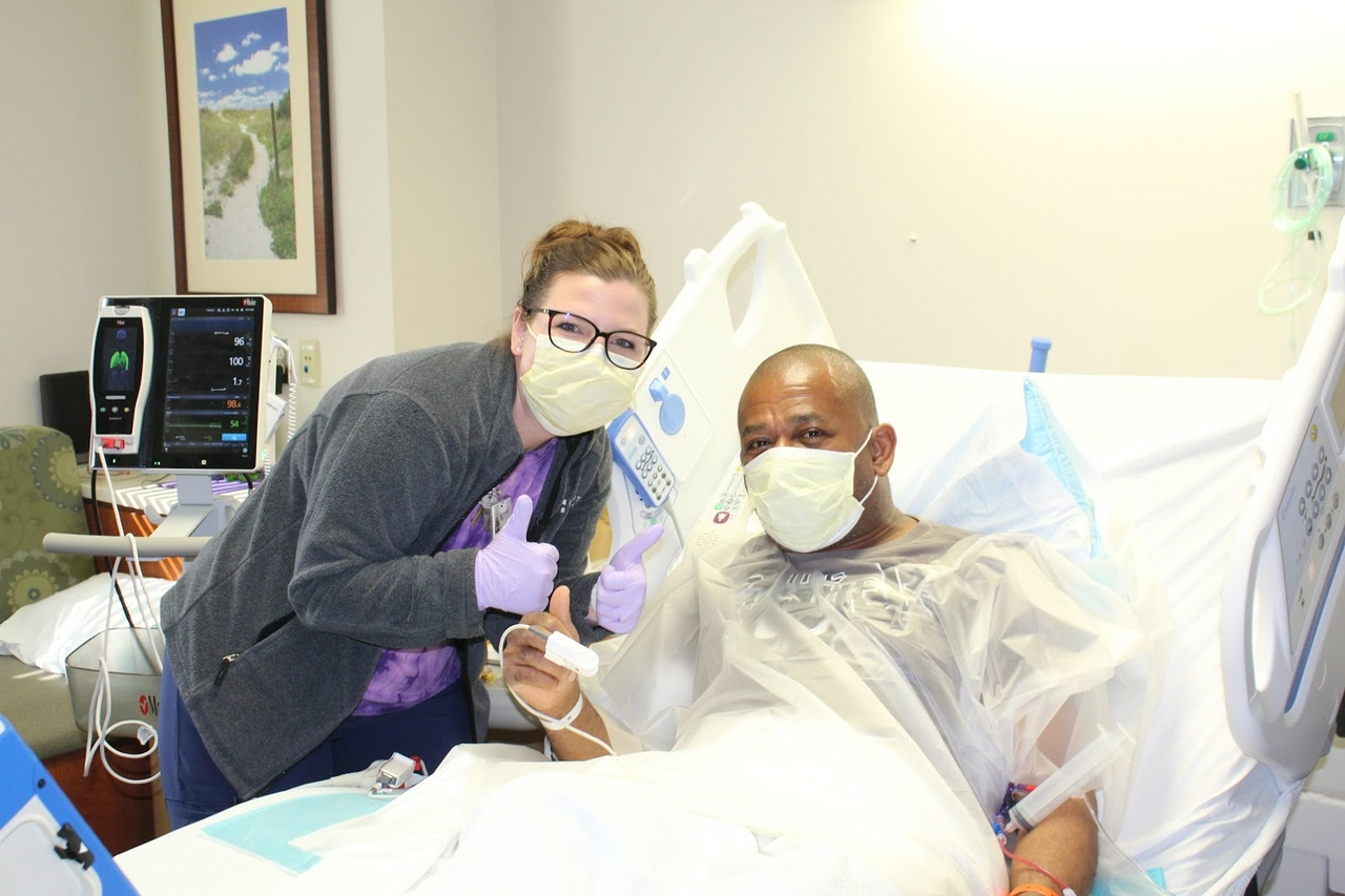 Cellular therapy extends cancer patient's life