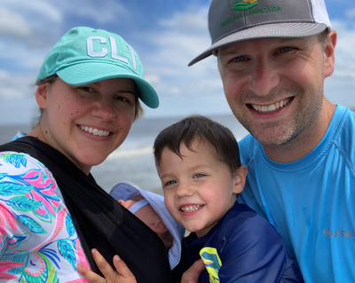 Pregnant mom gets the COVID vaccine, inspires others to do the same