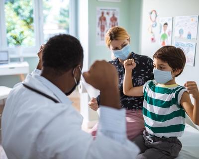 Don't let COVID-19 derail your child's flu shot