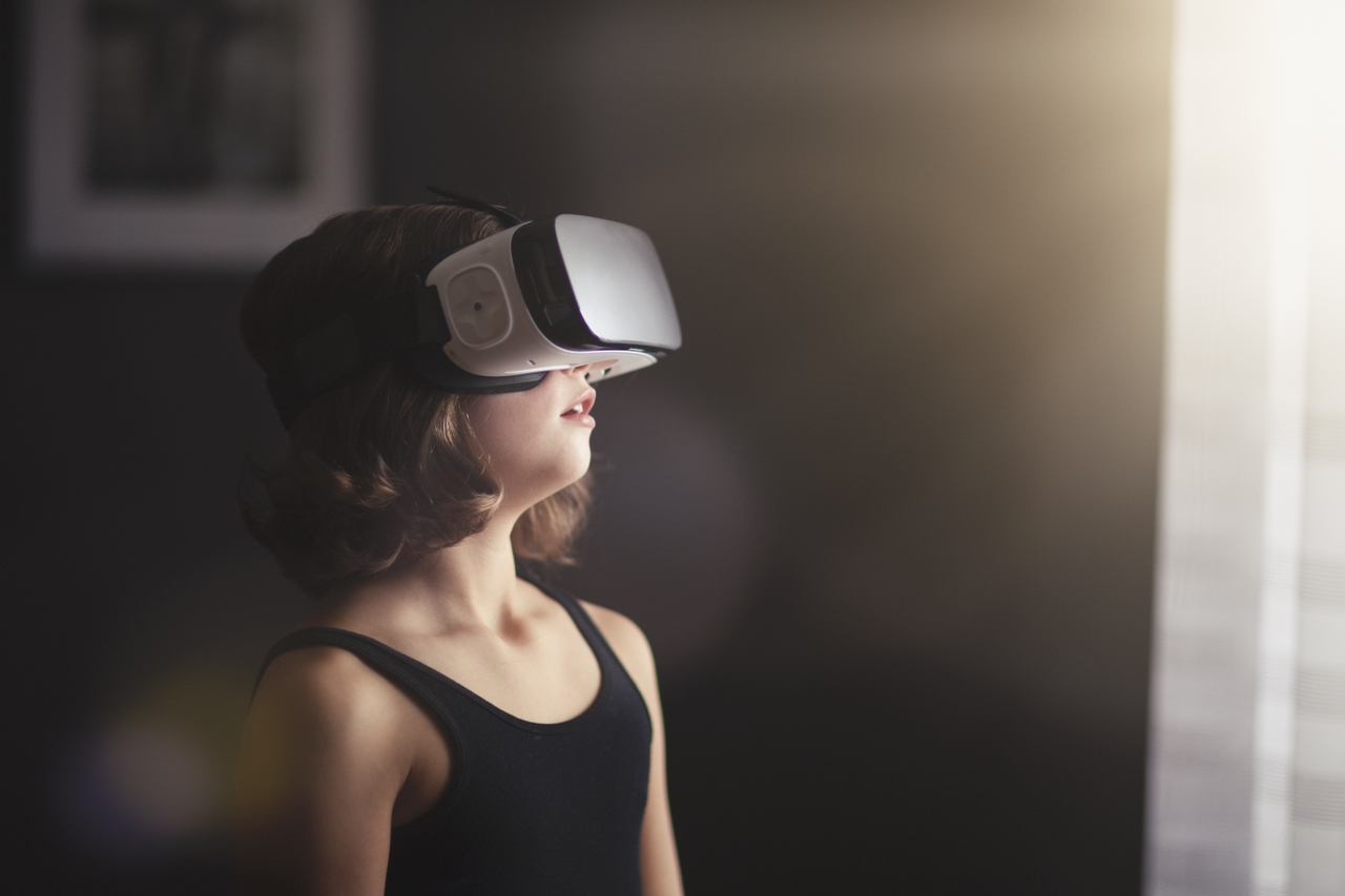 Virtual reality: A new diversion for children in the hospital