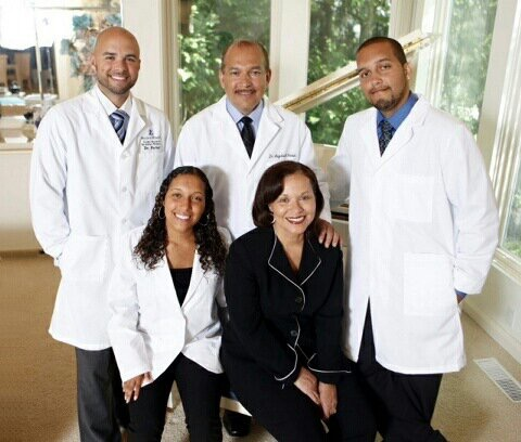 Gus Parker family of physicians