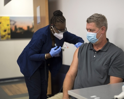 CDC approves Moderna, Johnson & Johnson booster shots