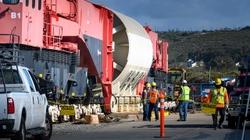 SONGS Unit 1 Reactor Pressure Vessel Move – 2020