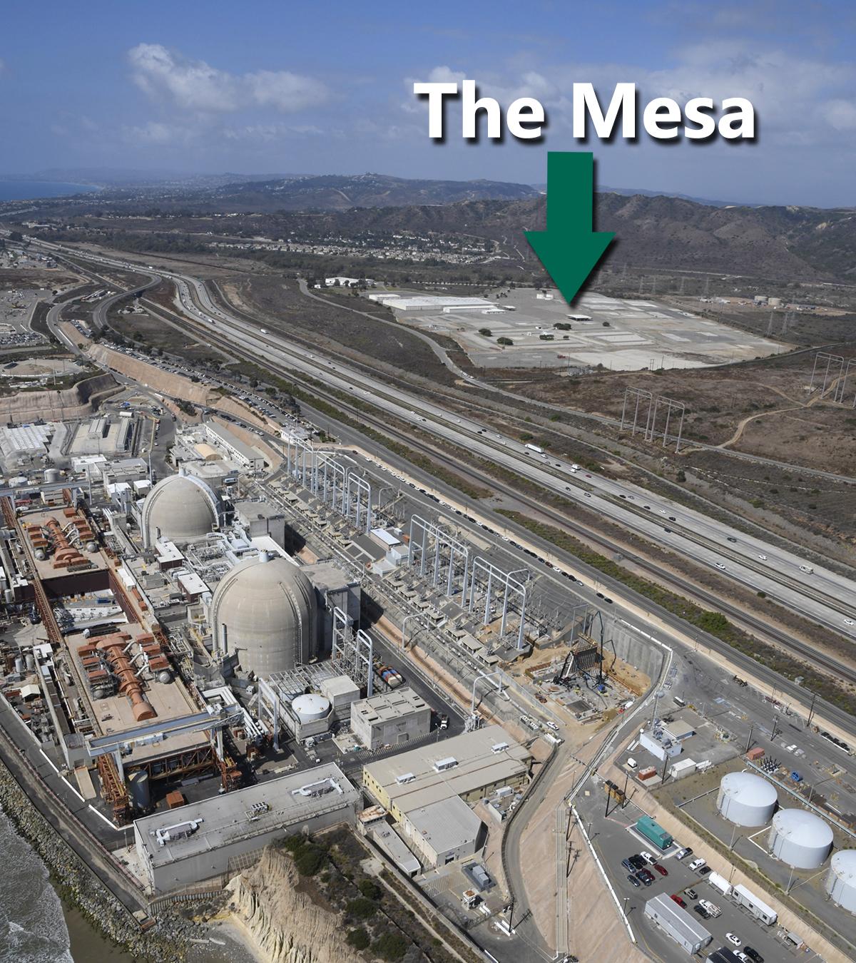 Mesa Location