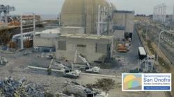 Time-lapse: Unit 3 Diesel Generator Building
