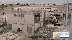 Time-lapse: Unit 2 Diesel Generator Building