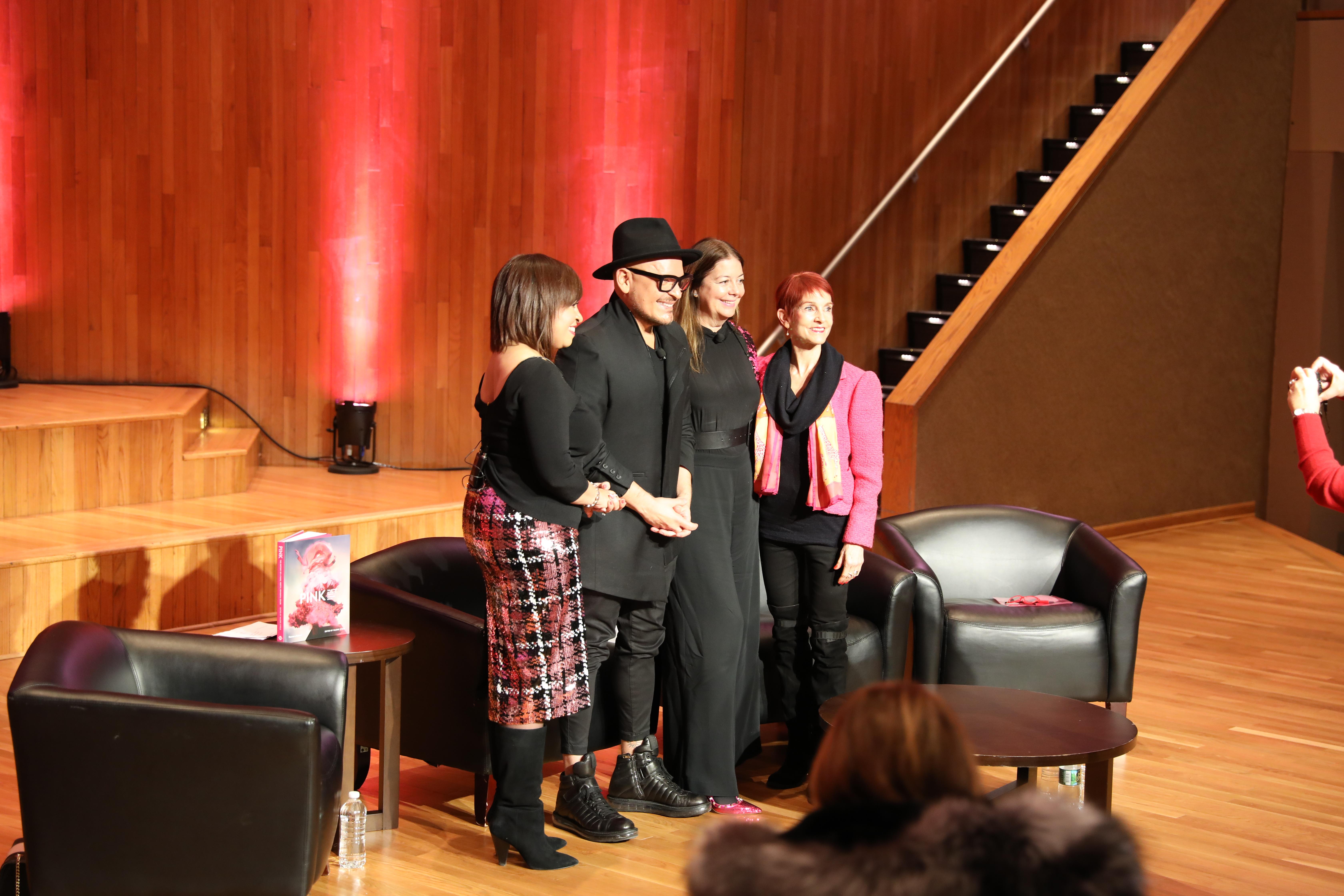 MKxFIT Pink Panel_Panelists Photo
