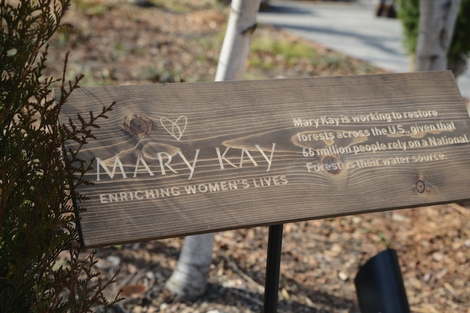 Mary Kay Arbor Day