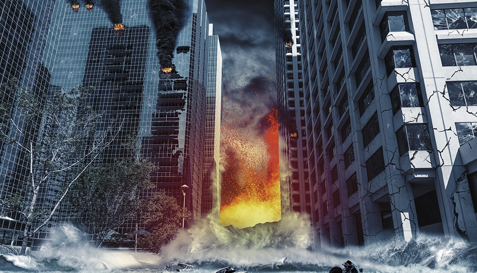 Climate change is threatening your company's building