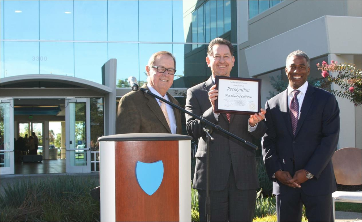 Rancho Cordova Office Launch Highlights Blue Shield's Reach