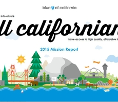 Blue Shield Releases 2015 Mission Report