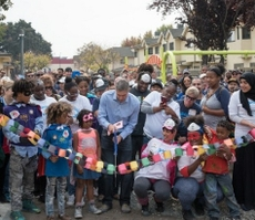 Blue Shield of California demonstrates commitment to Oakland community and future home