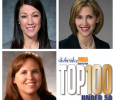 Three Blue Shield Employees Named to DiversityMBA's Top 100 Under 50