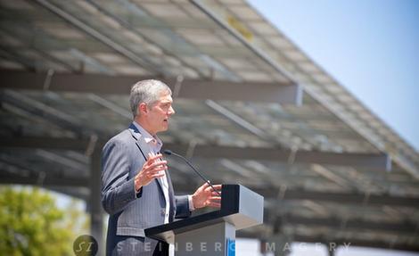 2018 Blue Shield El Dorado Solar Panel Ceremony 068