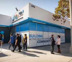 L.A. Care and Blue Shield Promise Unveil New Community Resource Center in Metro L.A., Mark Opening with Drive-Thru and Walk-Up Food Pantry