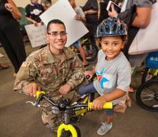 Veterans Day at Blue Shield of California