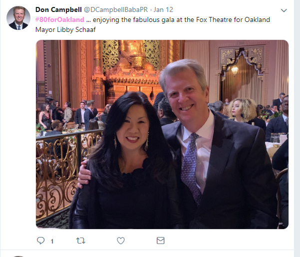 Don Campbell - Gala at Fox Theater