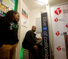Video: Roots Clinic Kiosk Already Providing Early Warnings About Hypertension in Oakland