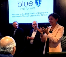 Thought Leadership Dinner: Blue Shield of California Brings Leaders Together to Improve Health Care