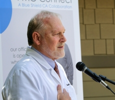 Video: Watch Dr. Richard Thorp's Remarks on the Reopening of Paradise Medical Group