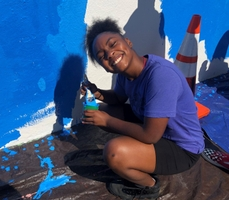 Blue Shield of California Promise Health Plan Brings  Community Art Therapy to South Los Angeles Youth