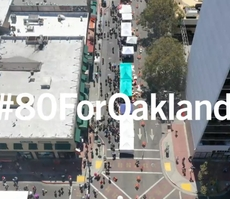 Video: Blue Shield of California Sponsors Oakland's Chinatown Festival