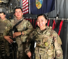 One Mission, Two Roles: How a Blue Shield Employee Juggles Her Career With Her Service to Her Country