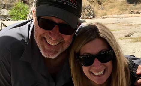 Don and Julie recently post covid