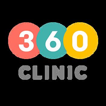 360 Clinic Transparent Logo