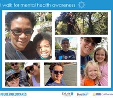 Blue Shield of California Employees Join NAMIWalk to Raise Awareness of Mental Health Needs